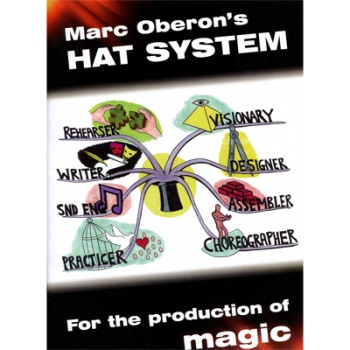 Profisso mgico hat system by marc oberon ebook fandeluxe Choice Image
