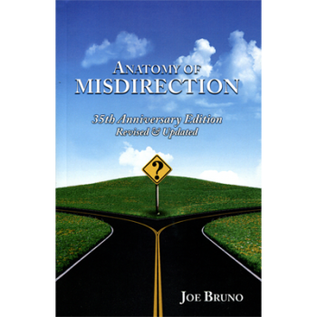 Anatomy of Misdirection by Joseph Bruno - eBook