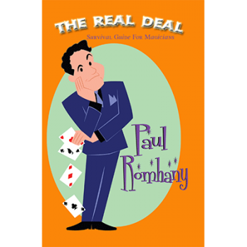 Profisso mgico the real deal survival guide for magicians by paul romhany ebook fandeluxe Choice Image