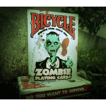 Baralho Zombie Bicycle