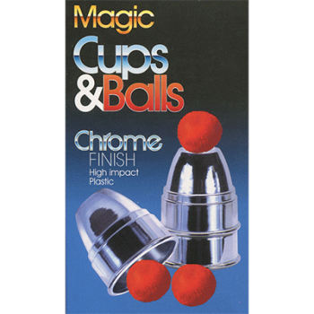 Chrome Cups & Balls