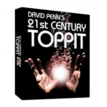 21st Century Toppit (DVD e Topit right hand) by David Penn