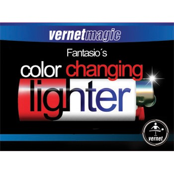 Color changing lighter