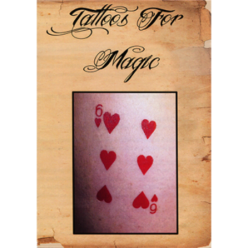 Tattoos (Seven of Clubs) 10 pk.