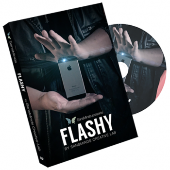 Flashy (DVD e Gimmick)