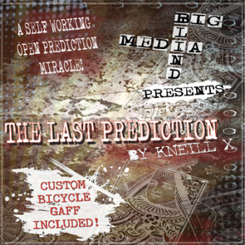 The Last Prediction (DVD and Gimmick)