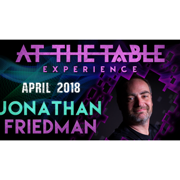 At The Table Live Jonathan Friedman April 4th, 2018 video DOWNLOAD