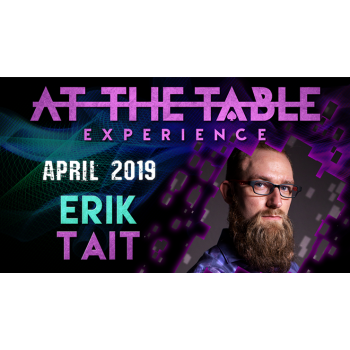 At The Table Live Lecture Erik Tait April 17th 2019 video DOWNLOAD
