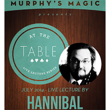 At the Table Live Lecture - Hannibal 7/30/2014 - video DOWNLOAD