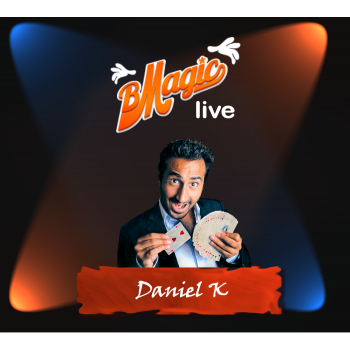 Magic Lecture | BMagic Live Daniel K