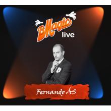 Magic Lecture | BMagic Live Fernando Ás - Cartomagia