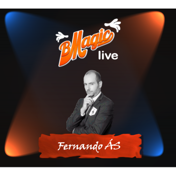 Magic Lecture | BMagic Live Fernando Ás - Cartomagia
