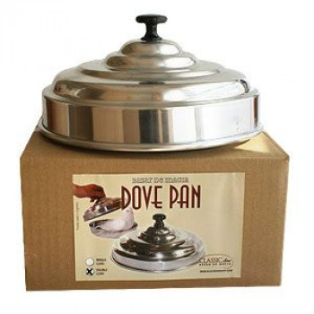Dove Pan Red