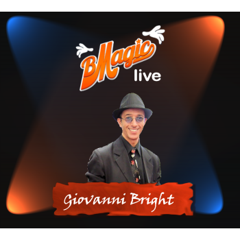 Magic Lecture | BMagic Live Giovanni Bright