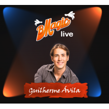 Magic Lecture | BMagic Live Guilherme Ávila - Stage magic