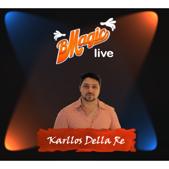 Magic Lecture | BMagic Live Karllos Della Re - Mentalism