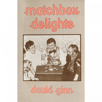 Match Box Delights by David Ginn - eBook DOWNLOAD