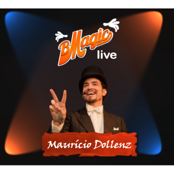Magic Lecture | BMagic Live Maurício Dollenz