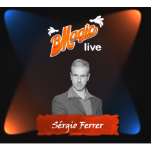 Magic Lecture | BMagic Live Sérgio Ferrer