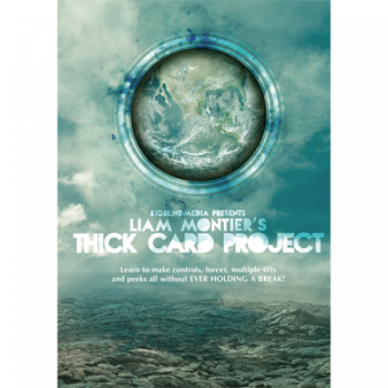 The Thick Card Project by Liam Montier and Big Blind Media - video DOWNLOAD