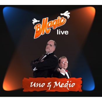 Magic Lecture | BMagic Live Uno And Medio