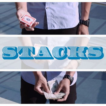 Stacks - SansMinds Creative Lab - DVD